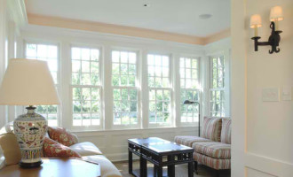 Double Hung Windows traditional-porch