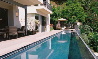 Pool Safe and Pleasant contemporary-pool