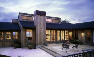 contemporary-exterior Board and Batten